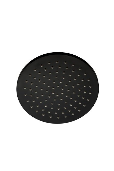 Regenbrause Corsan CMDO20 schwarz 20 cm