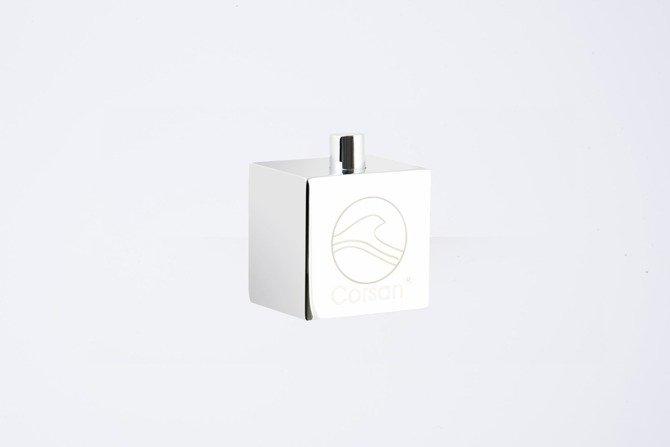 P047 - Pokrętło kwadratowe termostatu do regulacji przepływu wody Corsan