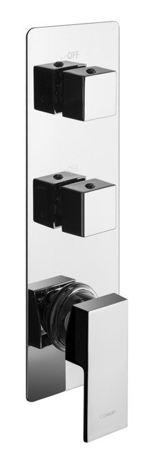 Prysznicowa bateria podtynkowa Corsan CMM02CH